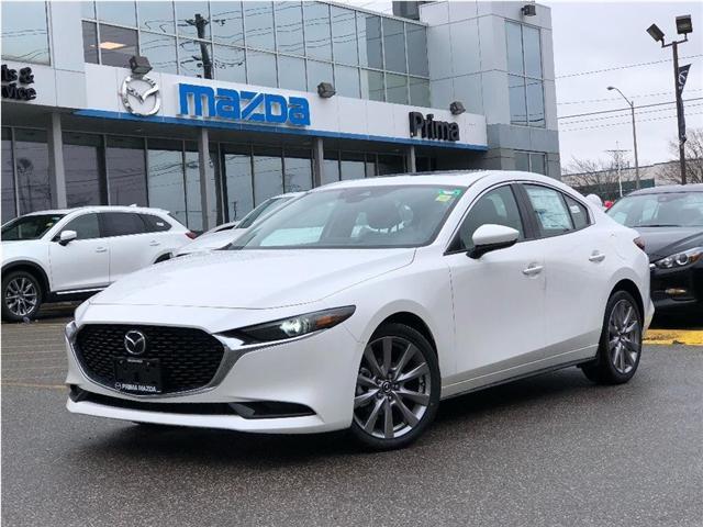 2019 Mazda Mazda3  (Stk: 19-195) in Woodbridge - Image 9 of 15