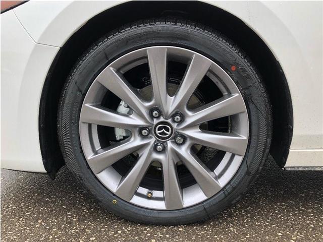 2019 Mazda Mazda3  (Stk: 19-195) in Woodbridge - Image 10 of 15