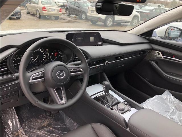 2019 Mazda Mazda3  (Stk: 19-195) in Woodbridge - Image 12 of 15