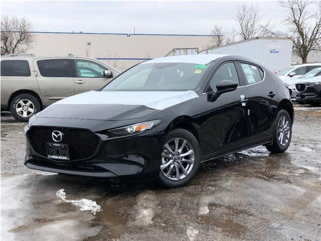 2019 Mazda Mazda3 Sport GX (Stk: 19-196) in Woodbridge - Image 1 of 15