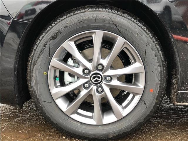 2019 Mazda Mazda3 Sport GX (Stk: 19-196) in Woodbridge - Image 10 of 15