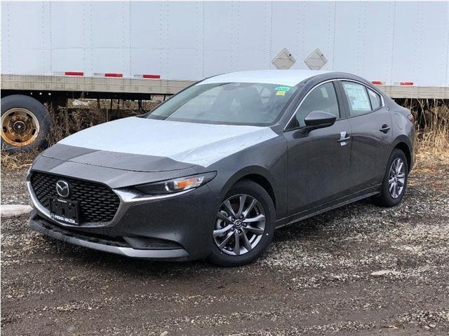 2019 Mazda Mazda3  (Stk: 19-213) in Woodbridge - Image 1 of 15
