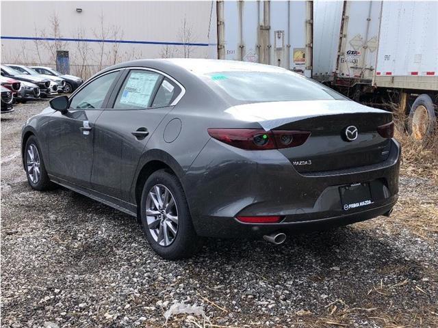 2019 Mazda Mazda3  (Stk: 19-213) in Woodbridge - Image 3 of 15