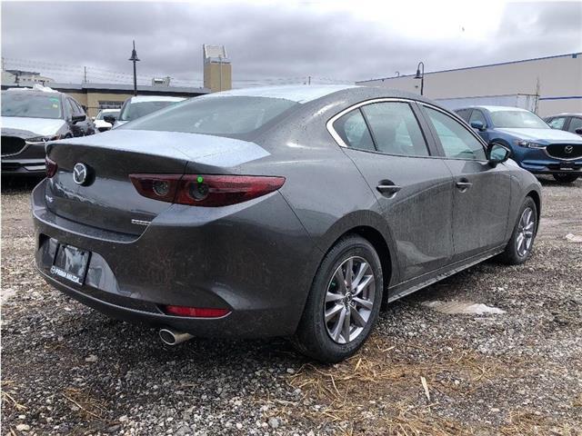 2019 Mazda Mazda3  (Stk: 19-213) in Woodbridge - Image 5 of 15