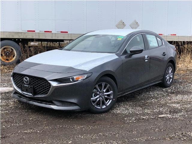 2019 Mazda Mazda3  (Stk: 19-213) in Woodbridge - Image 9 of 15