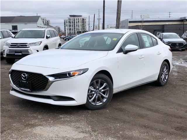 2019 Mazda Mazda3  (Stk: 19-255) in Woodbridge - Image 1 of 15
