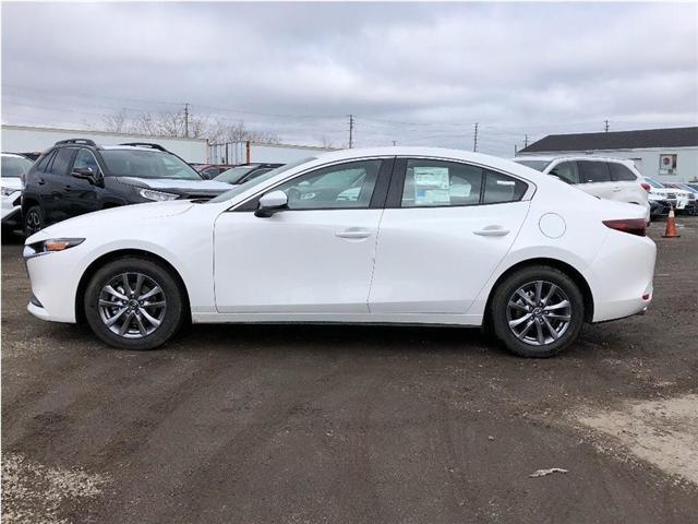 2019 Mazda Mazda3  (Stk: 19-255) in Woodbridge - Image 2 of 15