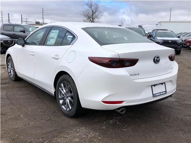 2019 Mazda Mazda3  (Stk: 19-255) in Woodbridge - Image 3 of 15
