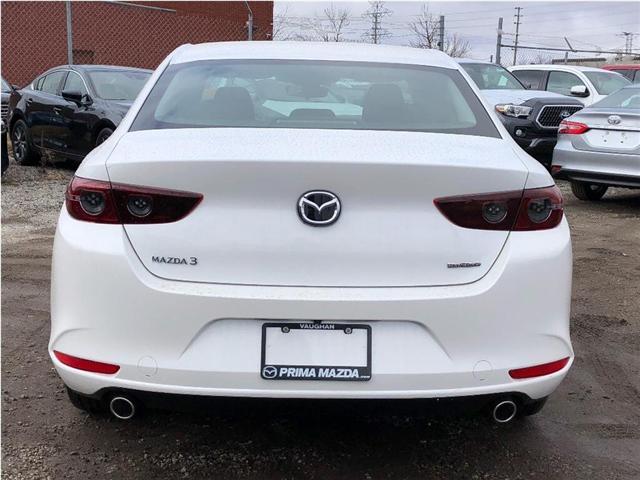 2019 Mazda Mazda3  (Stk: 19-255) in Woodbridge - Image 4 of 15