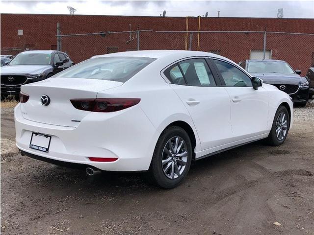 2019 Mazda Mazda3  (Stk: 19-255) in Woodbridge - Image 5 of 15