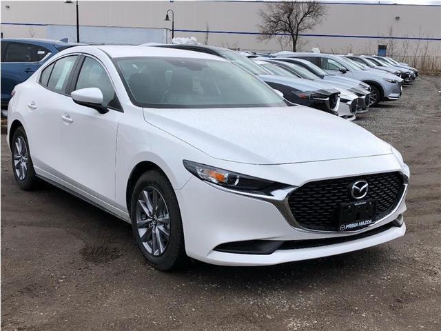 2019 Mazda Mazda3  (Stk: 19-255) in Woodbridge - Image 7 of 15