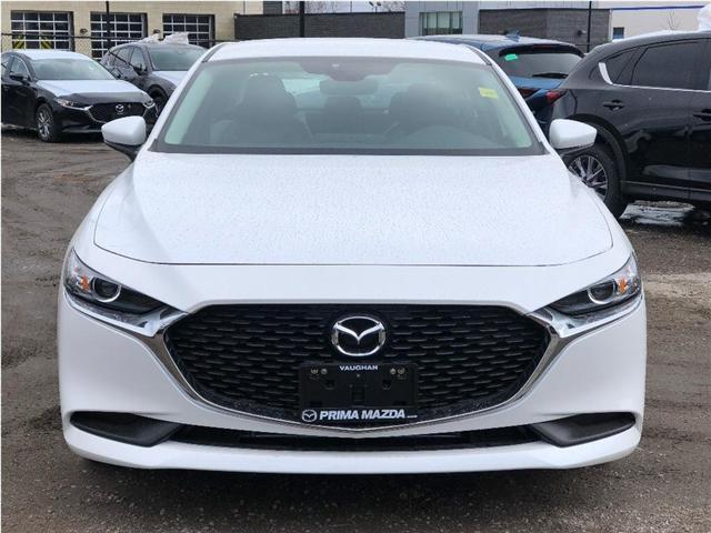 2019 Mazda Mazda3  (Stk: 19-255) in Woodbridge - Image 8 of 15