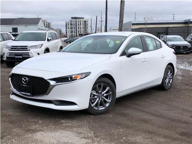 2019 Mazda Mazda3  (Stk: 19-255) in Woodbridge - Image 9 of 15
