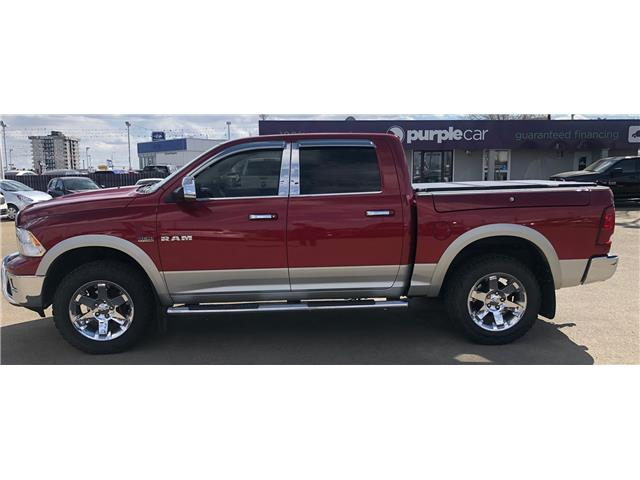 2010 Dodge Ram 1500 Laramie (Stk: P0898A) in Edmonton - Image 1 of 17