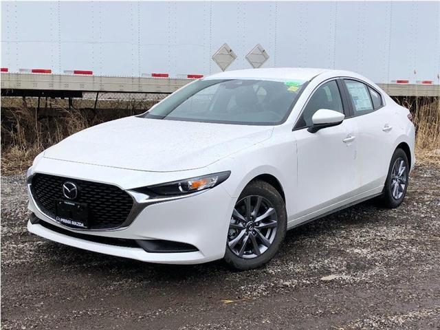 2019 Mazda Mazda3  (Stk: 19-245) in Woodbridge - Image 1 of 15