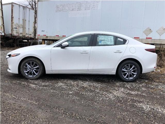 2019 Mazda Mazda3  (Stk: 19-245) in Woodbridge - Image 2 of 15