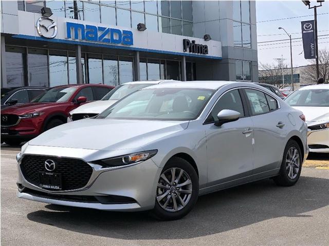 2019 Mazda Mazda3  (Stk: 19-256) in Woodbridge - Image 1 of 15