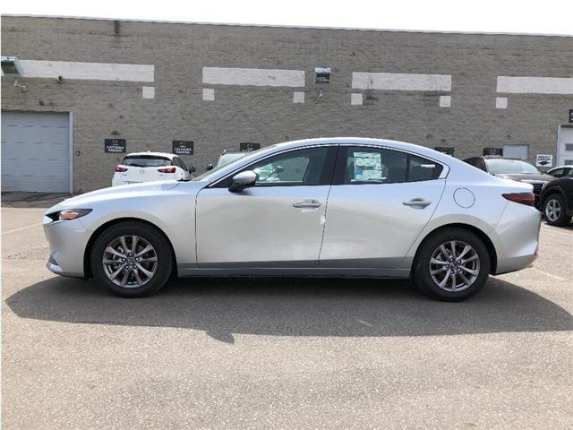 2019 Mazda Mazda3  (Stk: 19-256) in Woodbridge - Image 2 of 15