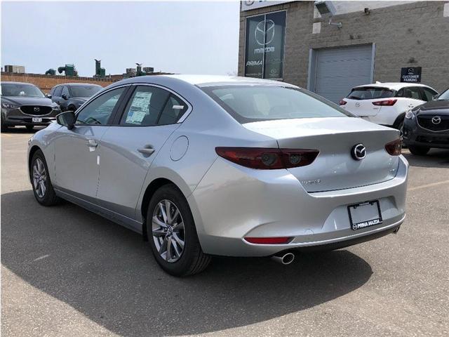2019 Mazda Mazda3  (Stk: 19-256) in Woodbridge - Image 3 of 15