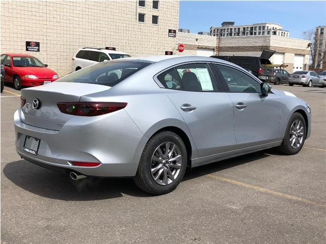 2019 Mazda Mazda3  (Stk: 19-256) in Woodbridge - Image 5 of 15