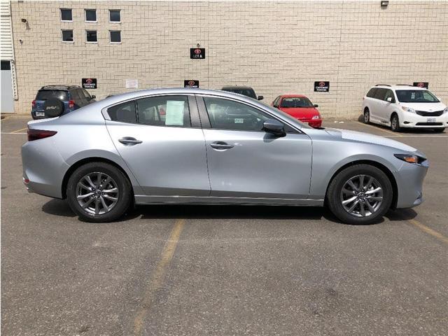 2019 Mazda Mazda3  (Stk: 19-256) in Woodbridge - Image 6 of 15
