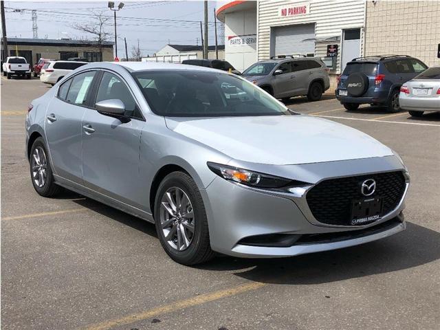 2019 Mazda Mazda3  (Stk: 19-256) in Woodbridge - Image 7 of 15