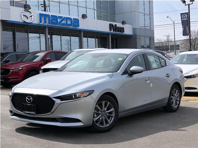 2019 Mazda Mazda3  (Stk: 19-256) in Woodbridge - Image 9 of 15