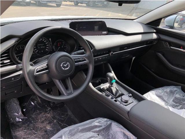 2019 Mazda Mazda3  (Stk: 19-256) in Woodbridge - Image 12 of 15