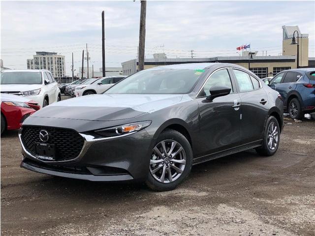 2019 Mazda Mazda3  (Stk: 19-253) in Woodbridge - Image 1 of 15
