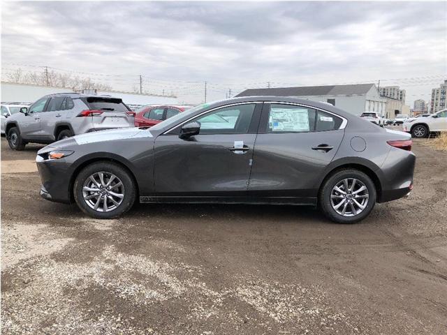 2019 Mazda Mazda3  (Stk: 19-253) in Woodbridge - Image 2 of 15