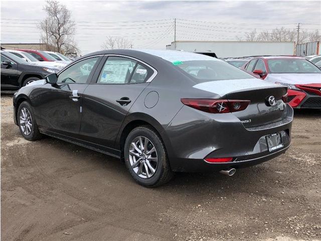 2019 Mazda Mazda3  (Stk: 19-253) in Woodbridge - Image 3 of 15