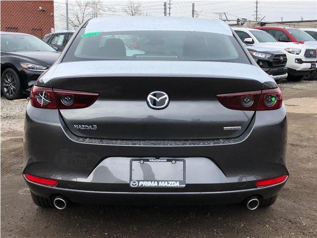 2019 Mazda Mazda3  (Stk: 19-253) in Woodbridge - Image 4 of 15