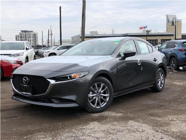 2019 Mazda Mazda3  (Stk: 19-253) in Woodbridge - Image 9 of 15