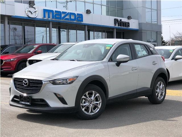 2019 Mazda CX-3 GS (Stk: 19-286) in Woodbridge - Image 1 of 15