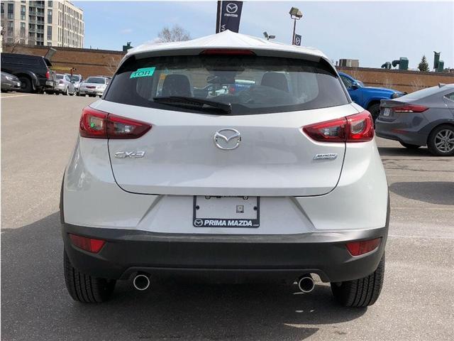 2019 Mazda CX-3 GS (Stk: 19-286) in Woodbridge - Image 4 of 15