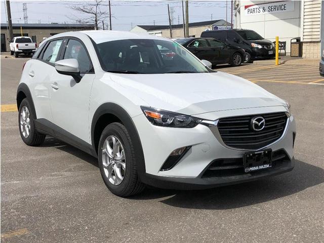 2019 Mazda CX-3 GS (Stk: 19-286) in Woodbridge - Image 7 of 15
