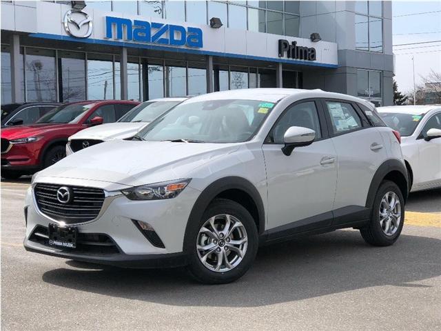 2019 Mazda CX-3 GS (Stk: 19-286) in Woodbridge - Image 9 of 15