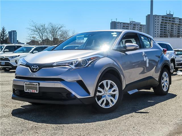 2019 Toyota C-HR XLE (Stk: 95294) in Waterloo - Image 1 of 18