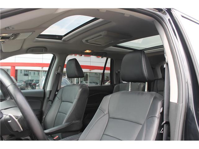 2017 Honda Pilot Touring (Stk: 16792) in Toronto - Image 15 of 23
