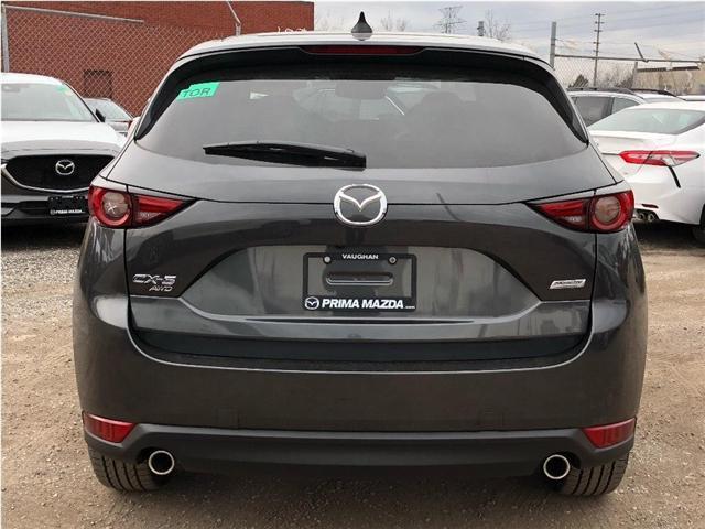 2019 Mazda CX-5 GT w/Turbo (Stk: 19-292) in Woodbridge - Image 4 of 15