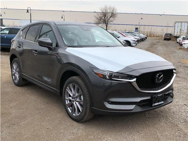 2019 Mazda CX-5 GT w/Turbo (Stk: 19-292) in Woodbridge - Image 7 of 15