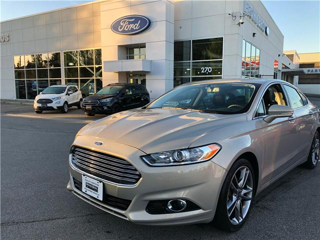2015 Ford Fusion Titanium (Stk: RP19122A) in Vancouver - Image 1 of 21