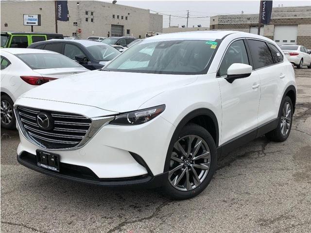 2019 Mazda CX-9 GS-L (Stk: 19-324) in Woodbridge - Image 1 of 15