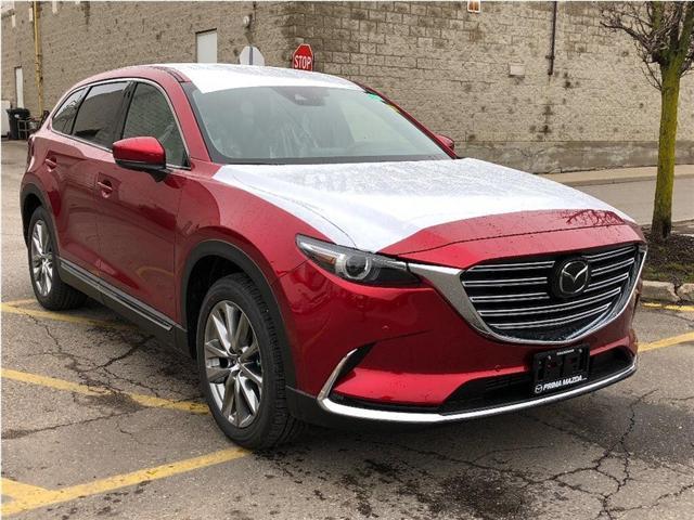 2019 Mazda CX-9 GT (Stk: 19-326) in Woodbridge - Image 7 of 15