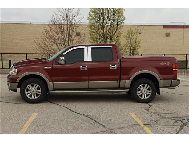 2004 Ford F-150 Lariat (Stk: 1905193) in Waterloo - Image 2 of 23