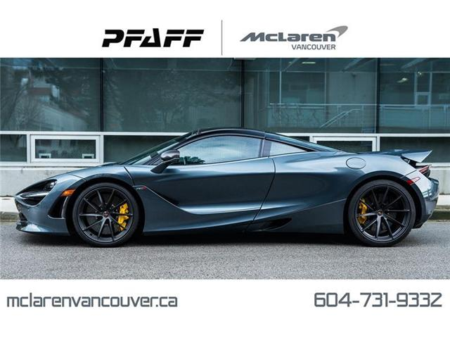 2018 McLaren 720S Performance Coupe (Stk: MV0138) in Vancouver - Image 1 of 22