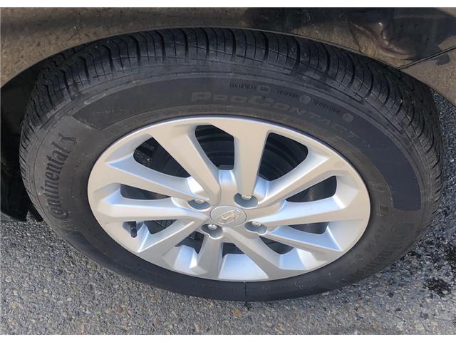 2018 Hyundai Accent GL (Stk: P0942) in Edmonton - Image 8 of 14