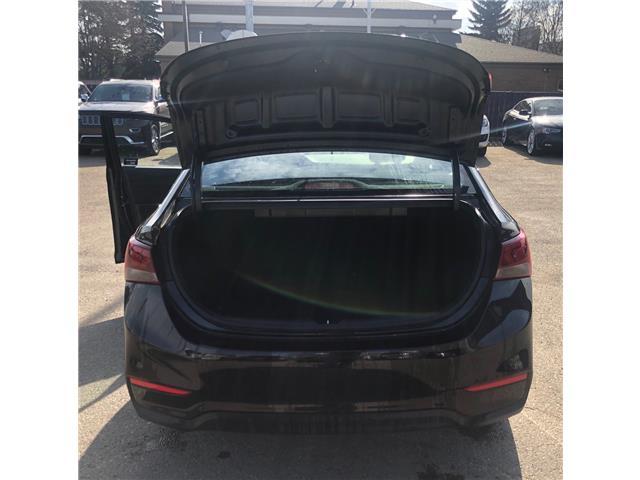 2018 Hyundai Accent GL (Stk: P0942) in Edmonton - Image 7 of 14