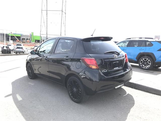 2015 Toyota Yaris SE (Stk: 2843) in Cochrane - Image 3 of 16