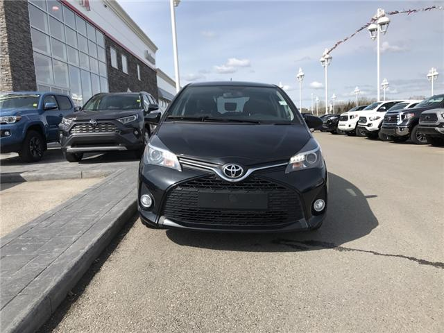2015 Toyota Yaris SE (Stk: 2843) in Cochrane - Image 8 of 16